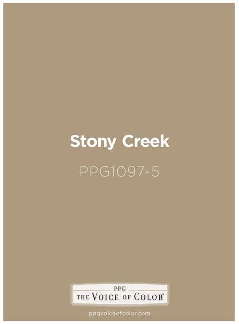 stony creek ppg1097 5 regional color palettes beige