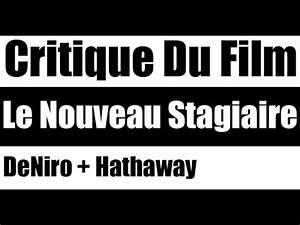 Le Nouveau Stagiaire : critique le nouveau stagiaire youtube ~ Louise-bijoux.com Idées de Décoration
