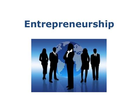 entrepreneurship module  entrepreneurship