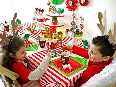 host a christmas ornament making party host a rudolph themed fondue this hgtv