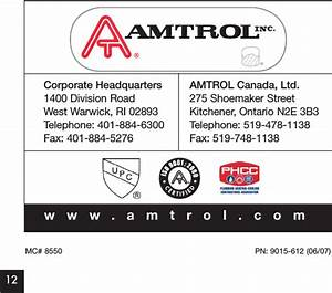 536906 4 Amtrol St 5 Therm X Trol Users Guide Mc8550 9015
