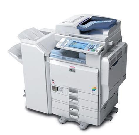 Ricoh Aficio MP C4001 - Ricoh copiers Chicago - Color MFP