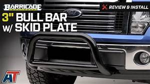 2009-2014 F150 Barricade Bull Bar Review  U0026 Install