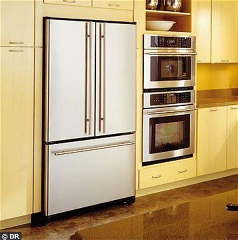 frigo cuisine encastrable réfrigérateur américain ou européen côté maison
