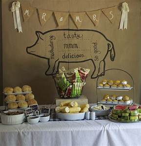 couples39 shower ideas i do bbq pear tree blog With couples wedding shower menu ideas