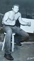 Vintage 1950's publicity photograph actor john smith   The ...