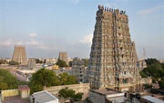 Meenakshi Temple Madurai   SPEAKZEASY