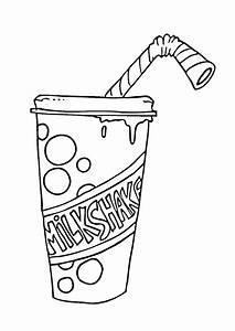 Shake Clipart Black And White