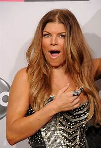 Fergie Pictures 2019 American Music Awards Press Room