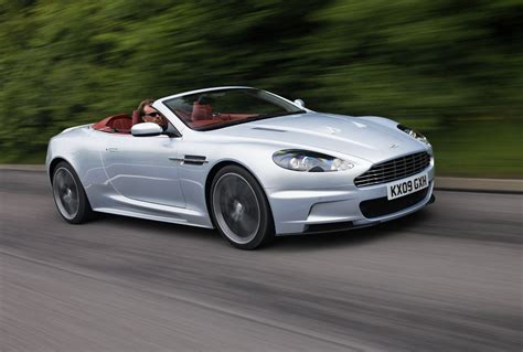 Aston Matin Car :  Aston Martin Dbs Volante