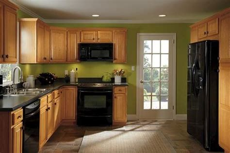 kitchen cabinets remodeling huron oak standard height wall 15 quot cabinet at menards 3202