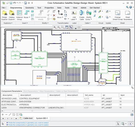 Circuit Diagram Xml by Ptc Creo Schematics Ipm Solutions