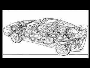 Lotus Esprit S4 Workshop Turbo  U0026 Parts Manuals 1915pg  For Sale