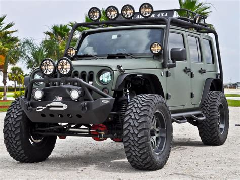 jeep custom wrangler jeep wrangler custom suv tuning