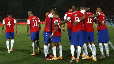 Chile vs Perú: TV en vivo y dónde ver online hoy las ...