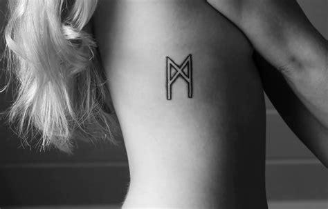 soul    viking rune tattoo tattoo