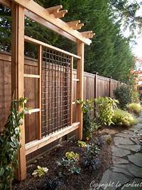 garden trellis plans Inspire Your Garden With A Trellis - Dig This Design