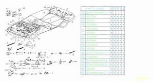 Subaru Legacy Clip  Abs