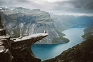 Epic Wedding Photos On Top Of Trolltunga After 14 Hours ...