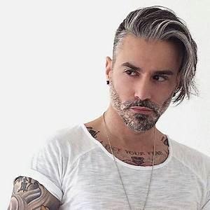 Coupe Homme Cheveux Gris : coiffure homme cheveux gris ~ Melissatoandfro.com Idées de Décoration
