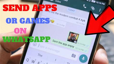 how to send apps or on whatsapp crash technologu
