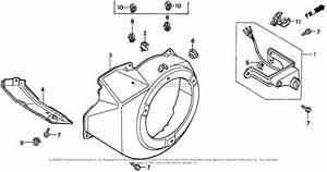 Honda Em3500sx Generator Parts Diagram  Honda  Auto Wiring