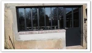 Verriere Atelier Exterieur : verri re d 39 ext rieur ~ Melissatoandfro.com Idées de Décoration