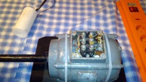 Motoare Electrice 380v by Alimentarea Motoarelor Trifazate La Tensiune Monofazată