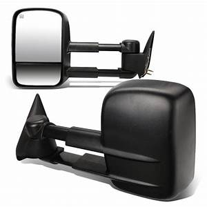 For 1999 To 2002 Silverado    Sierra Gmt800 Pair Of Black