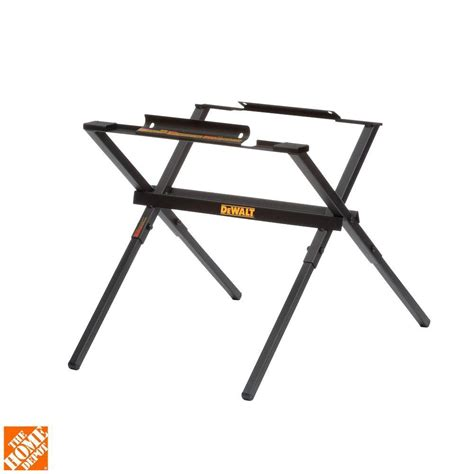 toolkraft 10 inch table saw dewalt 10 in table saw stand dw7450 the home depot
