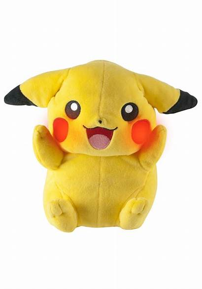 Plush Pikachu Pokemon Toys Star Talking Toy