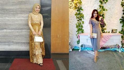 baju pesta muslim pasangan demi tak anggun saat kondangan di malam hari 7 pilihan