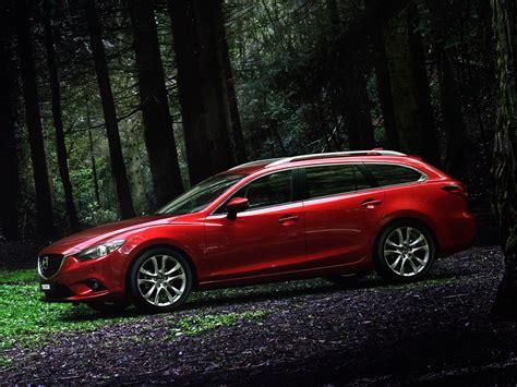 Mazda 6/atenza Wagon