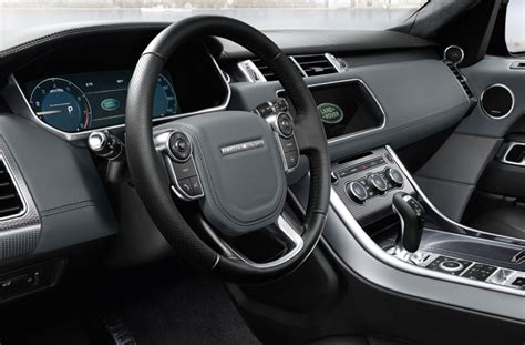 land rover interior 2017 range rover sport 2017 changes design new automotive trends