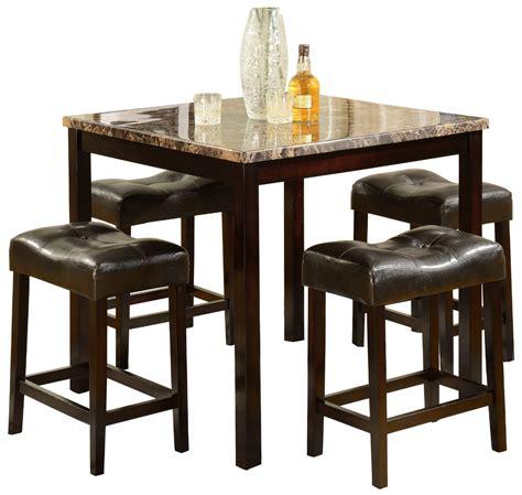 Beautiful Dining Bar 6 Industrial Height Table Loversiq