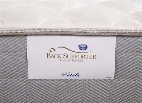 spring air  supporter natalie costco mattress