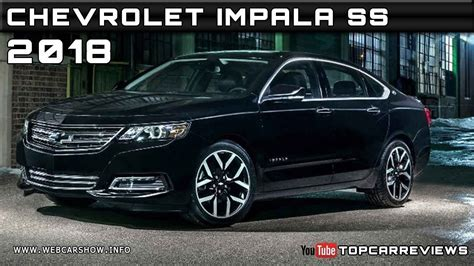 2019 Chevy Impala First Drive, Price, Performance And