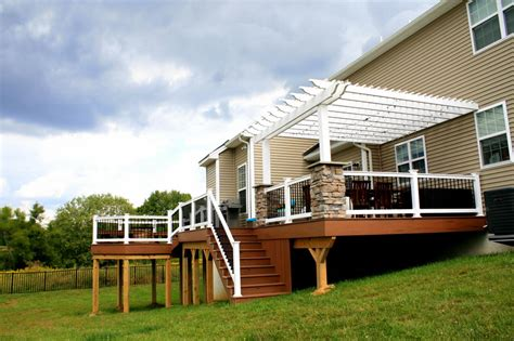 pergolas photo gallery decks