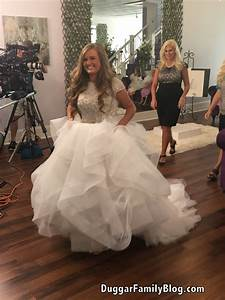 duggar family blog updates pictures jim bob michelle With kendra caldwell wedding dress