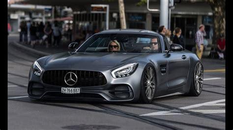 Mercedes Sl Gtr by Mercedes Amg Compilation 2017 Sl65 Bs C63 Bs Sls Amg