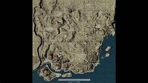 PUBG Desert Map Miramar (Test Server | Pickup | Kar98k ...