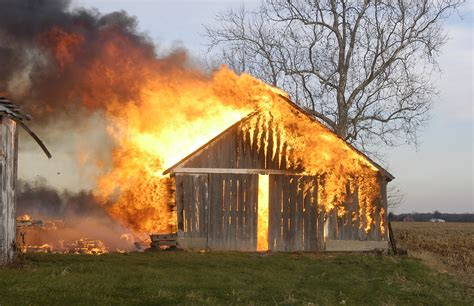 Barn Fires by Welcome To Painted Farm Don T Burn Your Barn