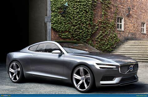 ausmotivecom volvo concept coupe revealed