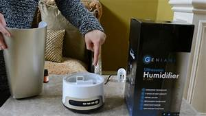 Geniani Humidifier Testimonial  U0026 Manual