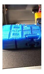 Mini Fabrikator v2 Printing Fidget Cube - YouTube