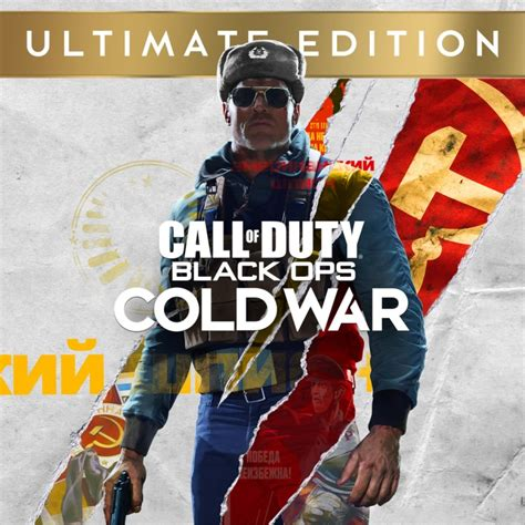 Call Of Duty Black Ops Cold War Is Up For Preorder