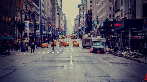 york city usa city road hd wallpapers desktop