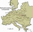 Where is Auschwitz - Auschwitz death camp