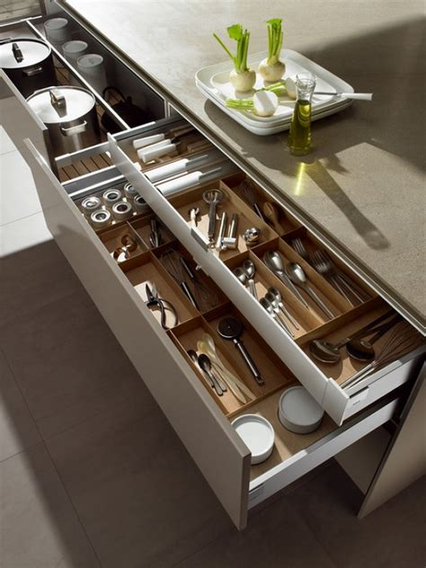Tips For Perfectly Organized Kitchen Drawers Pulp Design
