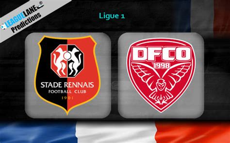 Rennes vs Dijon Prediction, Betting Tips & Match Preview